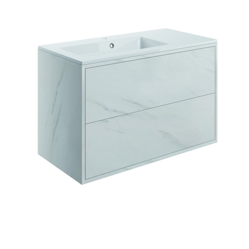 DIFTP1968Perla Marble 900mm Wall Hung Unit Inc  Basin CMYK